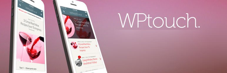 Plugin WPTouch de WordPress